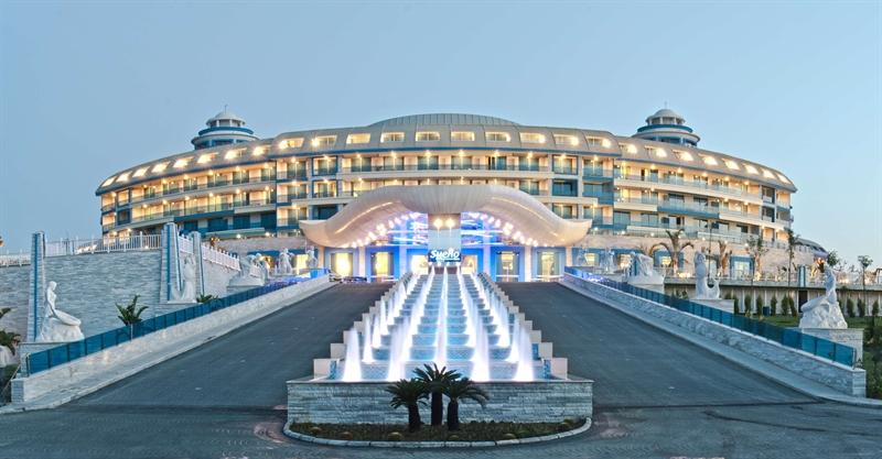 Sueno Hotels Deluxe Belek Deluxe Travel